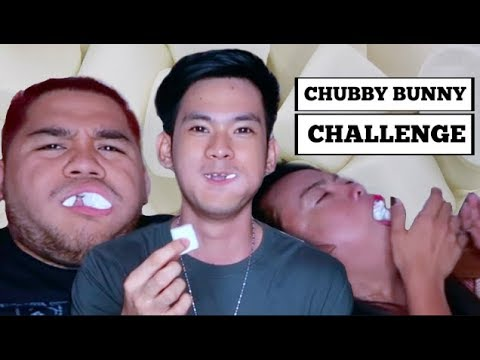 Chubby Bunny Challenge with Lloyd Cadena and BNT Jessica (SUKA PA MORE)