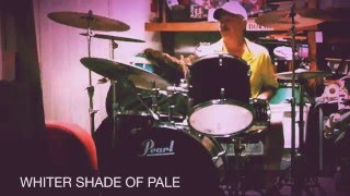 Procol Harum - Whiter Shade Of Pale(Drum Cover)