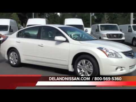 2012 Nissan Altima 4dr Car Sedan Rear Spoiler c111896 .m4v