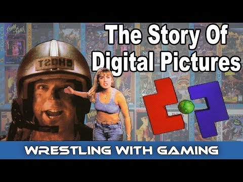 The Digital Pictures Story | Creators of Night Trap, Sewer Shark, & More Sega FMV Games
