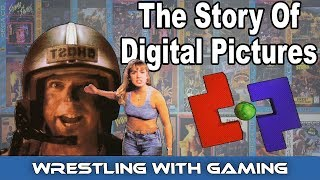 The Story of Digital Pictures & The Sega CD