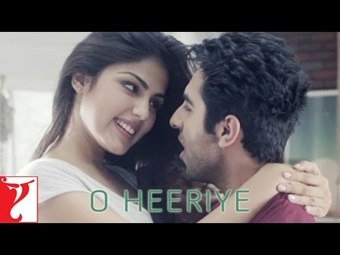 Ayushmann's O Heeriye - Music Video