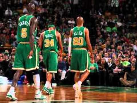 Boston Celtics - Big 3 - End of an Era