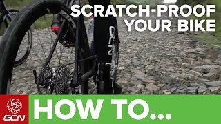 How To Keep Your Road Bike Scratch-Free | Prevent Cable Rub & Stone Chips