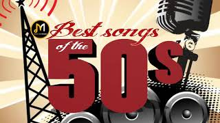 Gambar cover The Best Songs Of The 50's - Super Oldies Of The 50's (original mix)