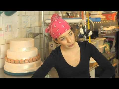 Sugarplum cake shop Paris Interview