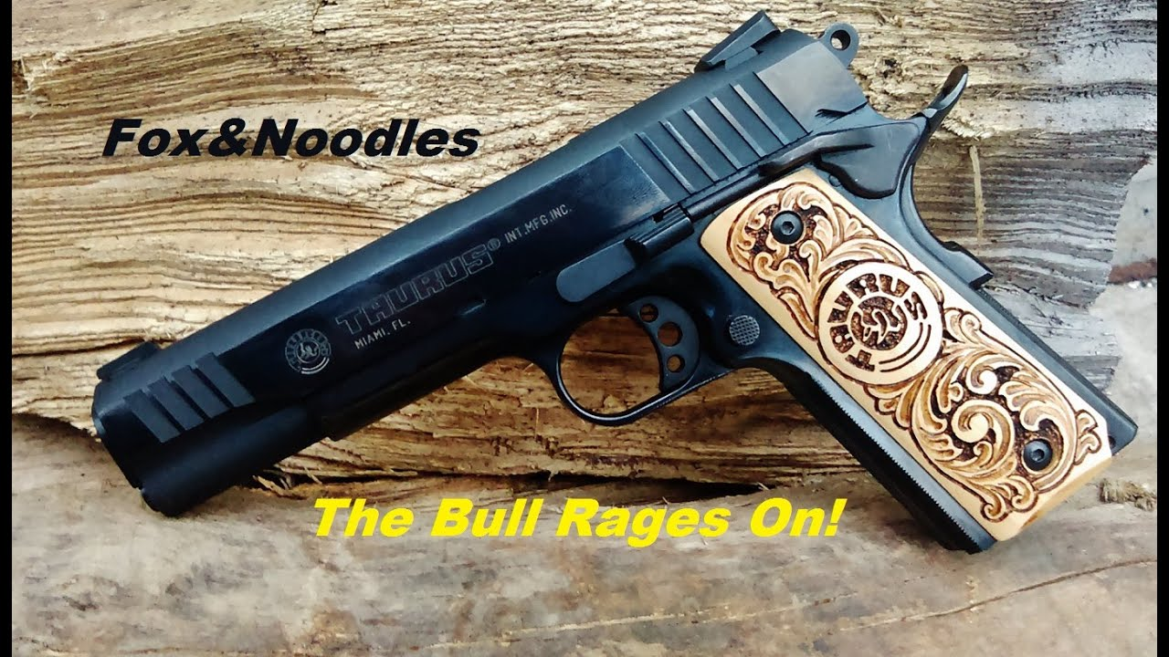 Taurus Pt The Bull Rages On