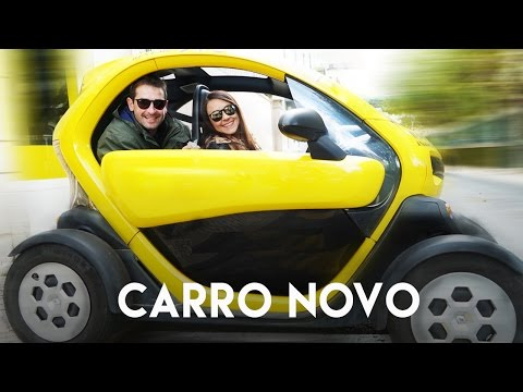 CARRO NOVO | Em PORTUGAL | Travel and Share | T4 Ep.71