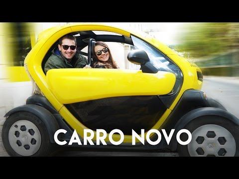 Mini CARRO NOVO | Em PORTUGAL | Travel and Share | Romulo e Mirella | T4 Ep.71