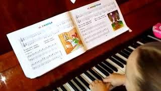 Музыкальные занятия дома. Готовим уроки.