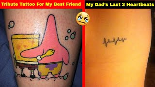 Tattoos With Amazing Meaning Behind Them