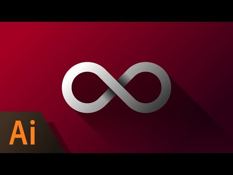 Illustrator Beginner Tutorial: Infinite Loop