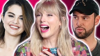 Taylor Swift DRAMA Contra Scooter Braun, ¿ Cancelará Los AMAS!? Video