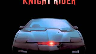 KNIGHT RIDER OST - 15 Through a Truck/Airport Chase (HD)