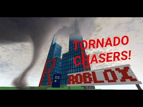 Roblox Tornado Chasers! Part 1!