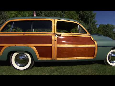 My Classic Car Season 21 Episode 20 - Merc Woodies
