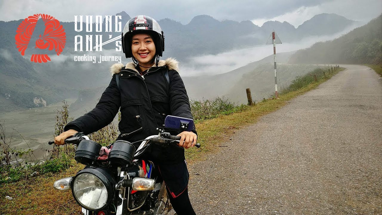 Vuong Anh's Cooking Journey: Behind the scenes