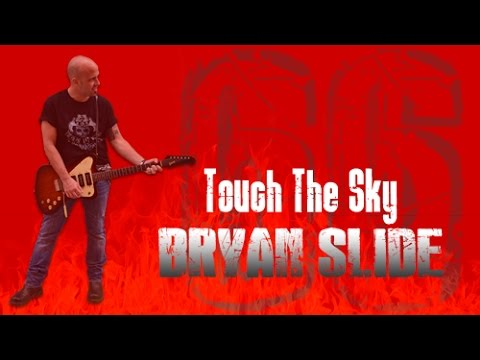 Bryan Slide - Touch The Sky (Lyrics Video) - World Music Group