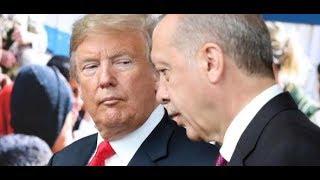 USA VS. TÜRKEI: Erdogan droht Trump mit Ende der Partnerschaft