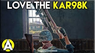 LOVE THE KAR98K - PLAYERUNKNOWN'S BATTLEGROUNDS (Solo)