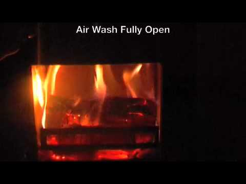 Woodburning Stove clean burning