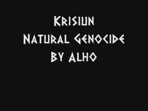 Krisiun - Natural Genocide