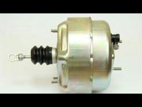 Ремонт вакуумного усилителя тормозов метод запрессовки корпуса. а/м Газель.