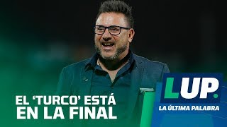 LUP: Antonio Mohamed en EXCLUSIVA
