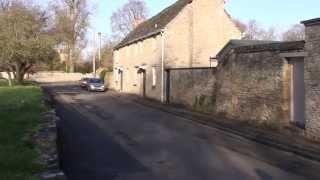 Downton Abbey Filming Location Bampton Oxfordshire