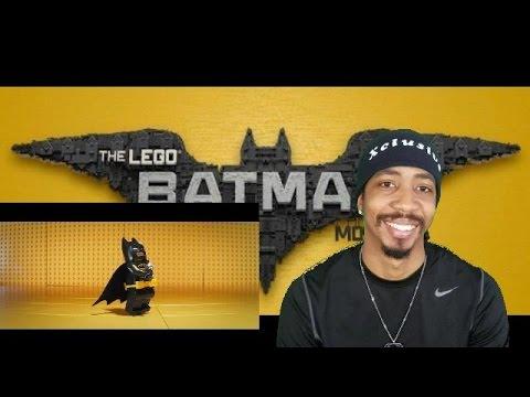 The LEGO Batman Movie - Batcave Teaser Trailer Reaction ...