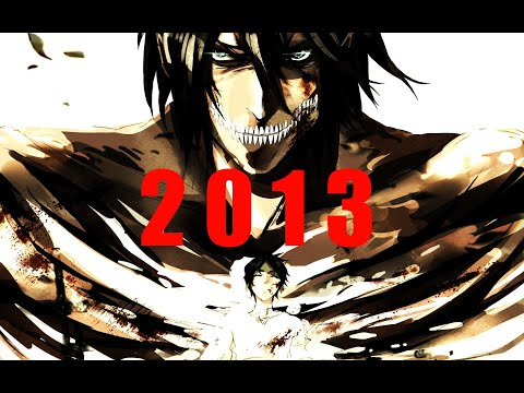 My Anime List 2013
