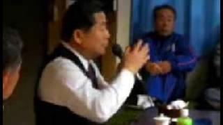 【中川秀直】0125広島「暮らしの中の知恵を法律に」 中川秀直 検索動画 29