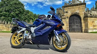 Honda VFR800   Who's Taking This Home From WW21?