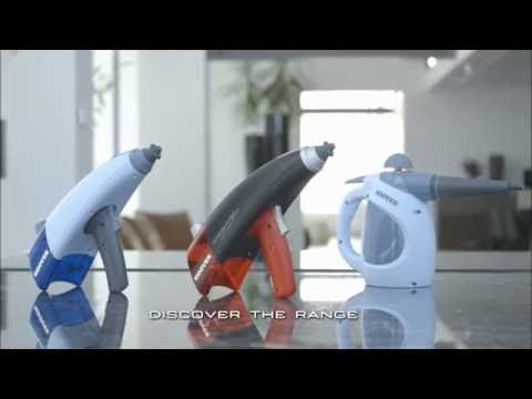 Hoover Steamjet Handy - English