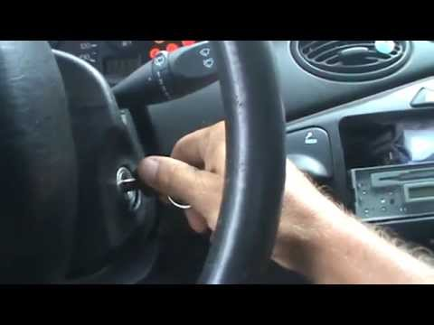 2001 Ford Focus Starter Diagram 7 Blade Rv Plug Wiring Relay Youtube