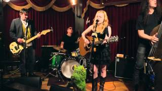 http://musicfog.com Lydia Loveless on the Music Fog stage during SX...
