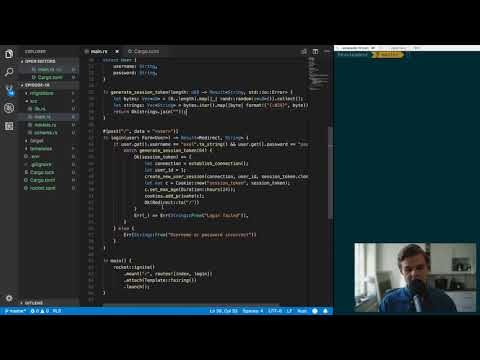 Inserts! Databases! - Program In Rust #16