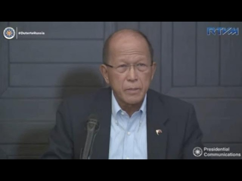 Lorenzana: Maute burns several facilities in Marawi, entire city pitch black