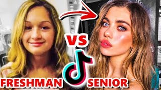 TikTok GIRLS: HIGHSCHOOL GLOW UPS 🔥👀😱