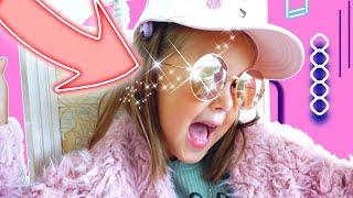 АМЕЛЬКА решила стать Модным Блогером Инстаграм! Как стать модной и популярной? Видео для детей
