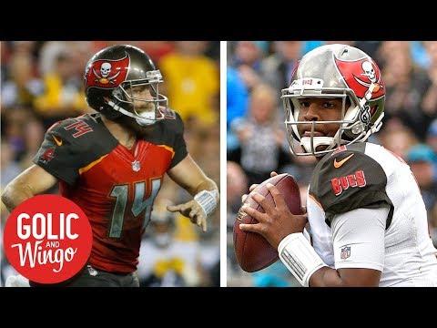 NFL Week 3 breakdown: Steelers vs. Buccaneers, Tampa Bay QB situation   Golic & Wingo   ESPN