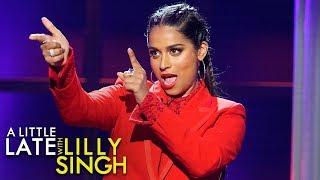 Lilly Singh?! #NotMyCarsonDaly