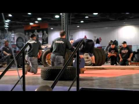 mike jenkins 2011 arnold strongman classic
