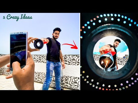 5 AMAZING MOBILE PHOTOGRAPHY Tips That You Can Shoot At Your Home (In Hindi)