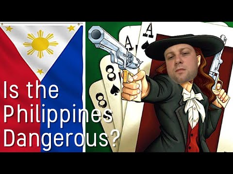 Dangerous Attack in Subic Bay Philippines