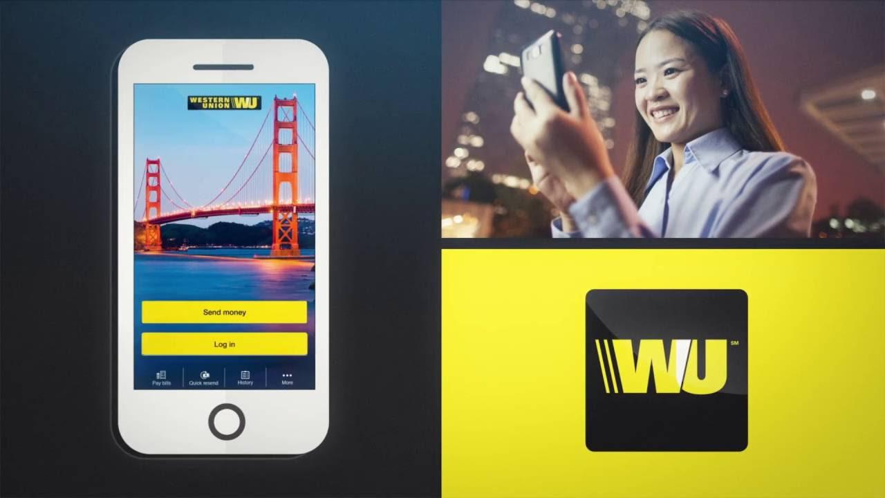 Western Union Walk Youtube - Then Log In App In Mobile