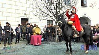 Svatý Martin přivezl do Čejkovic mladá vína plná svěžích vůní