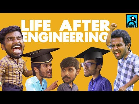 LIFE AFTER ENGINEERING | RANDOM VIDEOS | BLACK SHEEP