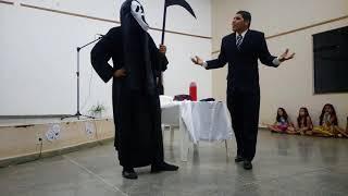 A morte não perde a viagem - Comemoração do dia do artista de teatro