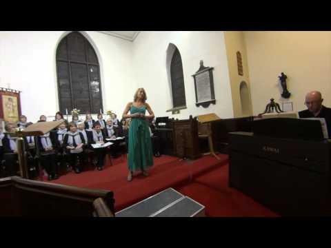 Jennifer Lowe - Cradle Song (Brahms' Lullaby)